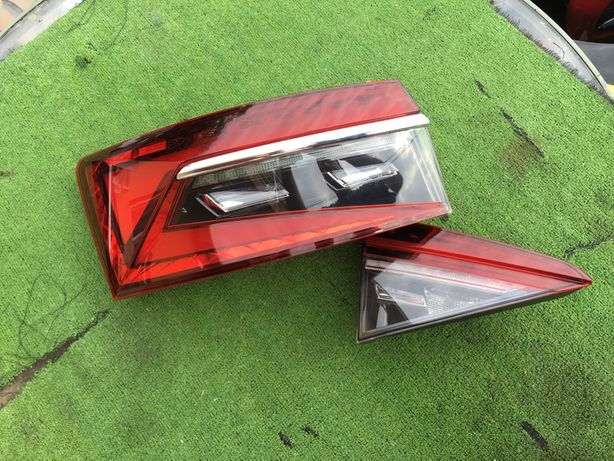 Stopuri stănga full led skoda superb 3 facelift.3v5945207.c.3v5945307.