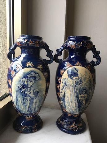 Pereche vaze - Frații Tompa, Turda
