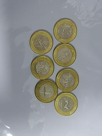 Продам колекцию монет《Жеты Қазына》Сокровища степи