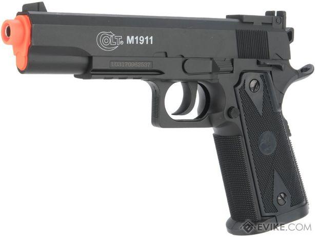 *Ultra PUTERNIC* Colt Cu Recul TOKYO MARUI FULL METAL!! Pistol airsoft