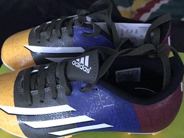 Детски футболни обувки Адидас