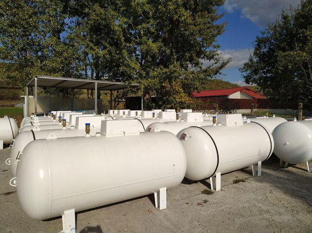 Rezervor gpl/bazin gaz/ butelie gpl  1750 l/rezervoare propan