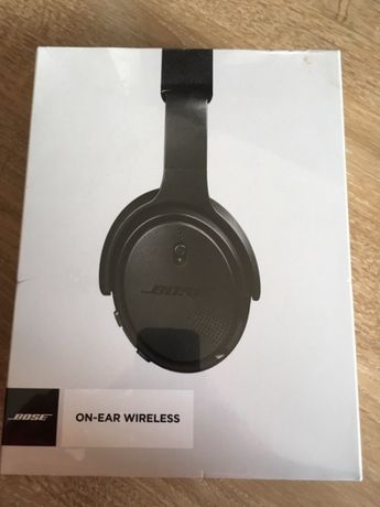 Bose On-Ear Wireless. Noi, sigilate. Pret fix