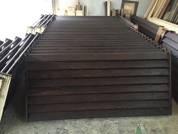 Elemente gard/ scandura gard/ depozit cherestea/depozit lemn foc/ lemn