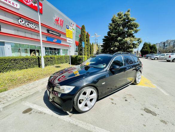 19 цола 5х120 BMW БМВ + фланци + болтове + гуми