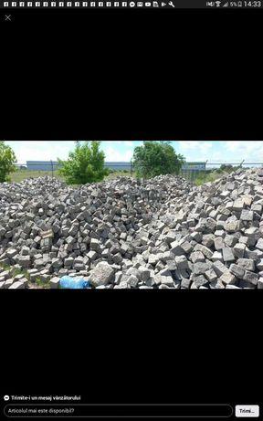 Vând piatra cubica granit