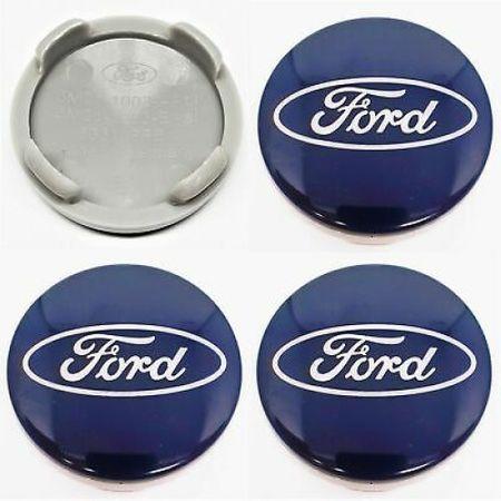 Capace Ford 54mm pentru jante aliaj originale Ford