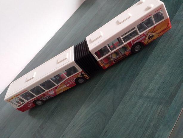 Autobuz dublu/ jucarie