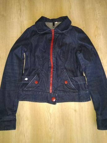 Дънкено яке