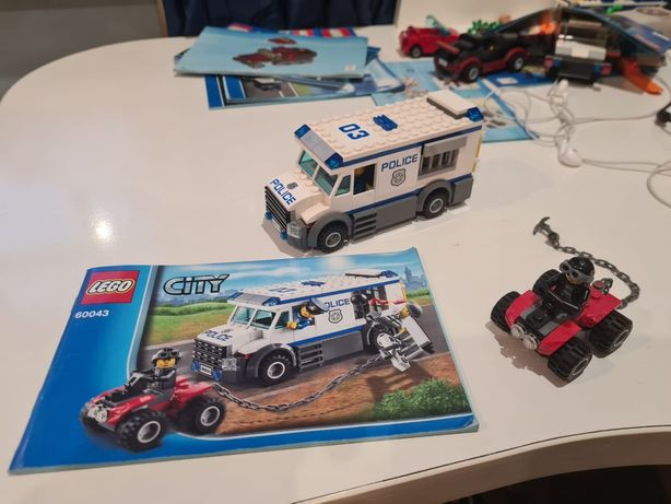 Lego набор конструктор 60043