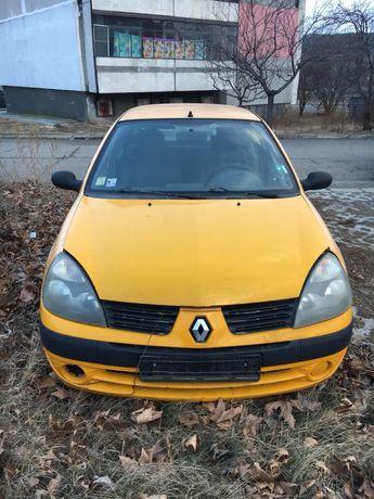 Renault Clio 1.4i Рено Клио 1.4и 2005г на части!!!