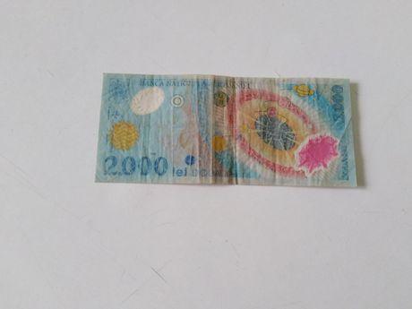 bancnota eclipsa 2000