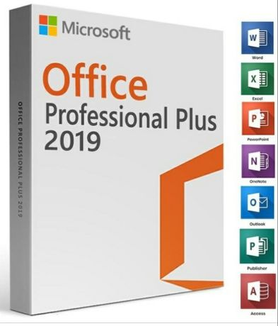 •Licență Originală Microsoft Office Professional Plus 2019--PROMOȚIE•