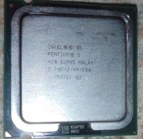 Породам процессор