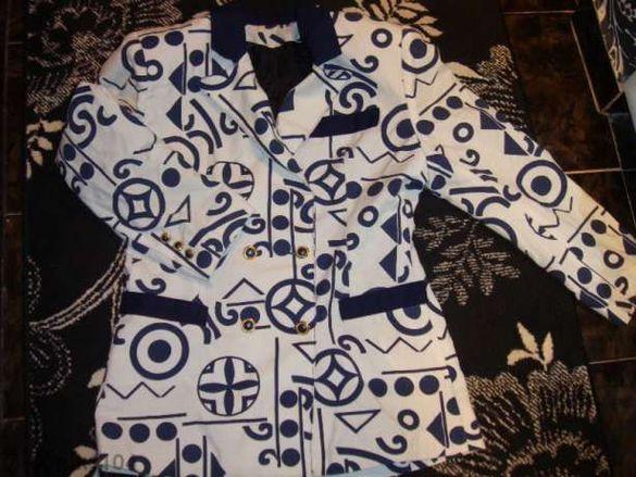 Страхотно ,дизайнерско сако!