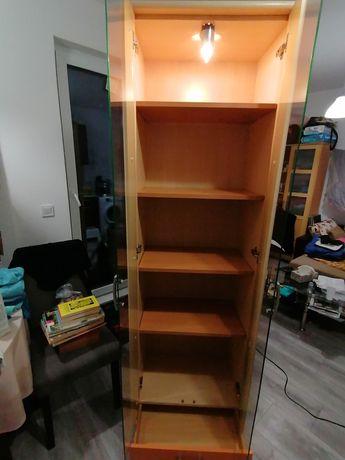 Шкаф/Библиотека/Секция с осветление