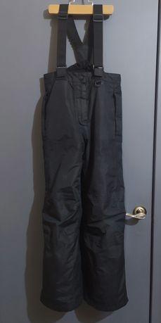 Горнолыжные зимние брюки девочке