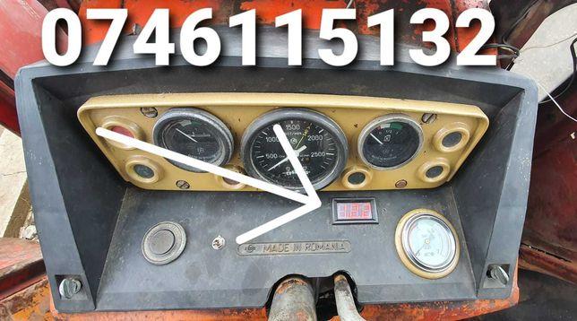 Ceas incarcare tractor UTB, ceas incarcare , voltmetru universal