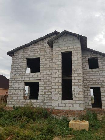 Продажа жилой дом с мансардой