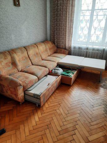 Продам диван трансформер  0.8×3м