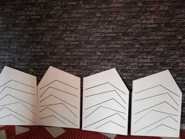 Panouri decorative MDF/Placaj - dimensiuni diverse