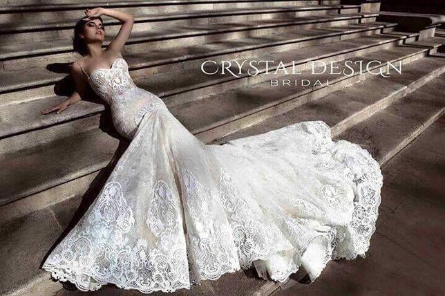 Rochie de mireasa: Onuka by Crystal Design