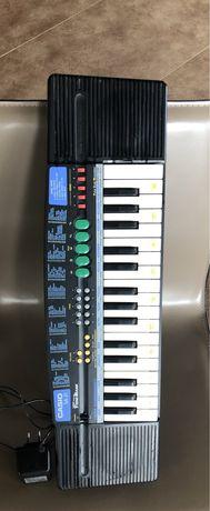Casio SA-21 32 Keys Electronic Keyboard Made in Thailand Casio Compute
