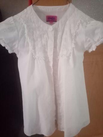 Продам блузки и юбку для девочек