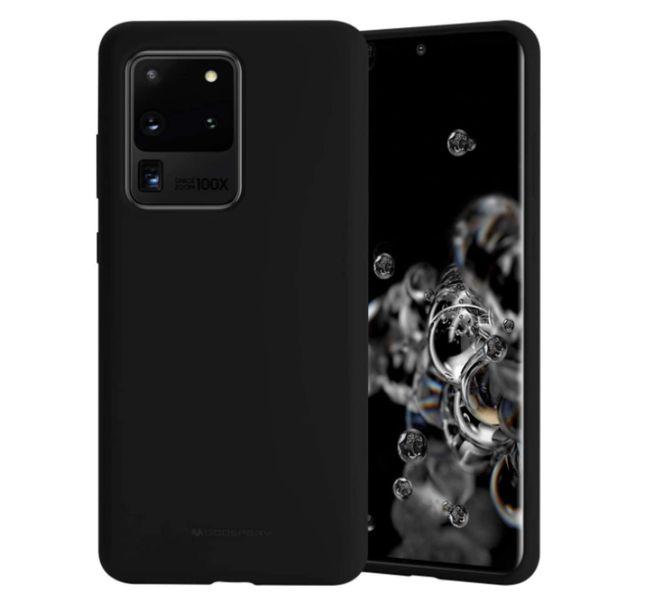 Черен силиконов калъф за Samsung Galaxy S20/Plus/Ultra/S10/e/S9/PLus гр. София - image 1