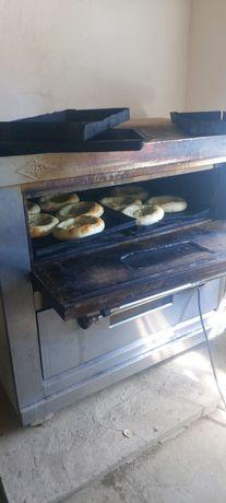 Жарочный печь для пекарний