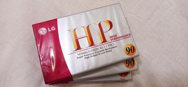 Кассеты LG HP90 новые