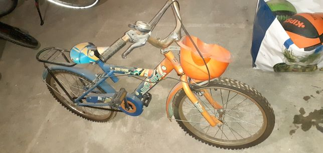 Bicicletă cu cadru BMX