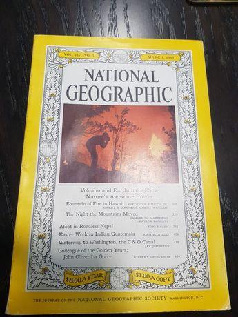 Списание national geographic 1960