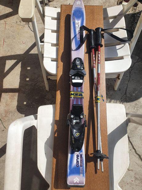 Skiuri si bete copii 90 cm