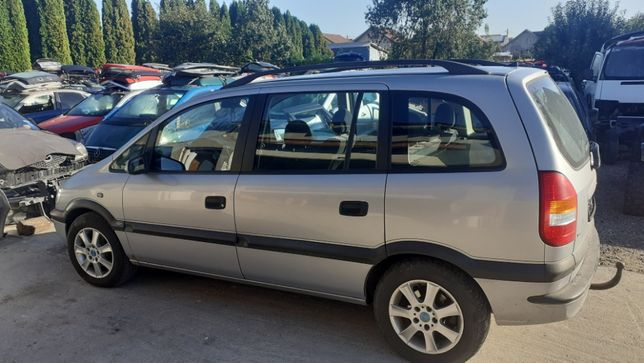 Piese Opel Zafira din 2001