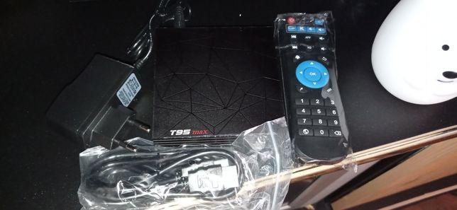 Tv Box T95 Max 16Gb