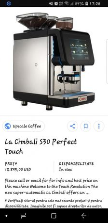 Expressor Cimbali s30