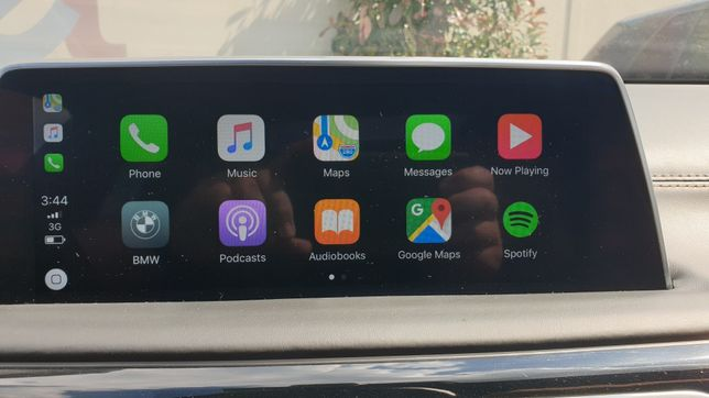 Activare Apple CarPlay/VIM/Screen mirror/Harti 2020 BMW NBT Evo ID5/6