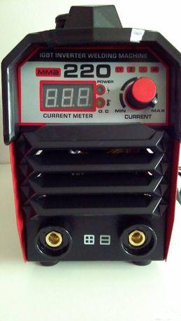 220 Ампера Инверторен ЕЛЕКТРОЖЕН - PROFESSIONAL - Електрожени на склад