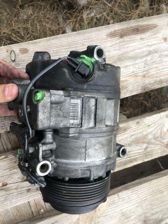Compresor AC Bmw F01 F10 X5 X6 motor 3.0 diesel N57