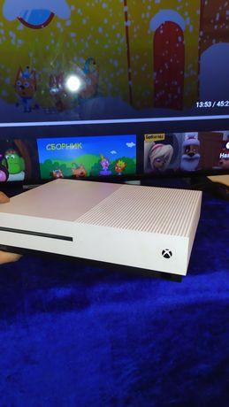 Xboxone S идеал год подписка ultimate!