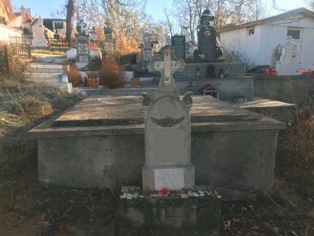 Cavou 2 locuri de veci, pozitie excelenta, cimitir Tg. Carbunesti