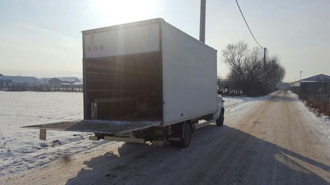 Transport marfa/mobila Duba lift 500kg/900kg