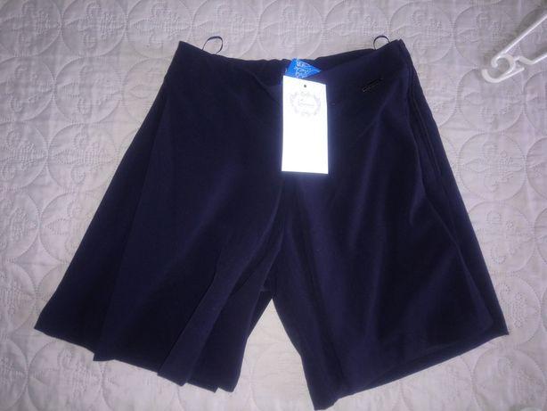 Юбка-шорты ,школьные, 146-152 см