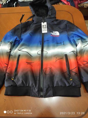 Куртки весенние ассортименте