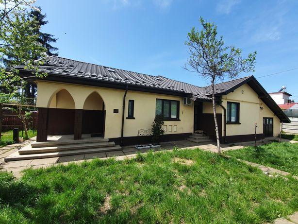 Casa cu teren generos