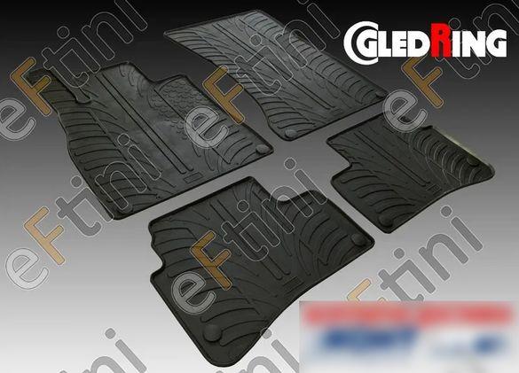 Автомобилни гумени стелки GledRing Mercedes S-Класа W222 къса база