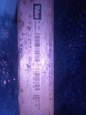 Радиатор Мерцедес Е280 / Е320 ЦДИ 4матик