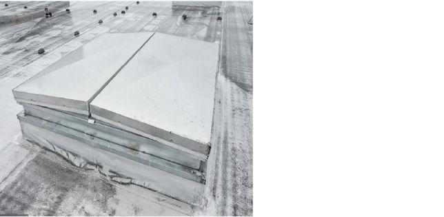 cos de ventilatie hale / deschidere pneumatica - 600 euro + TVA