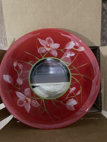 Посуда Luminarc red orchis 19 pcs. Сервиз
